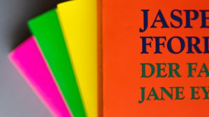Cover: Der Fall Jane Eyre, Jasper Fforde
