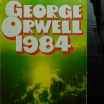 George Orwell 1984 Cover