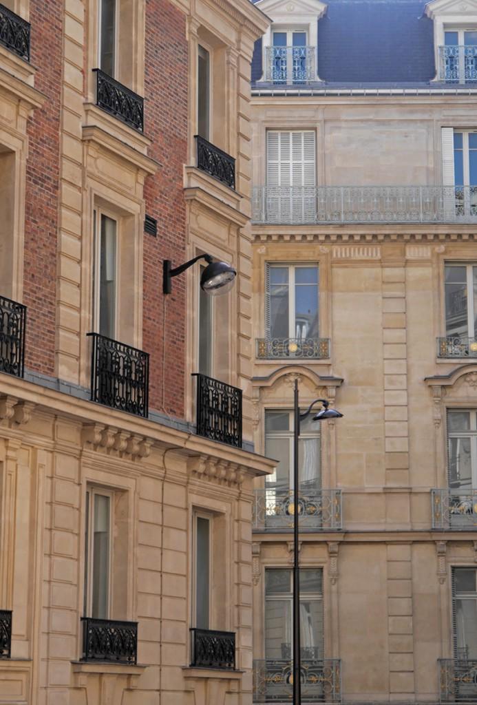 Paris_Häuser