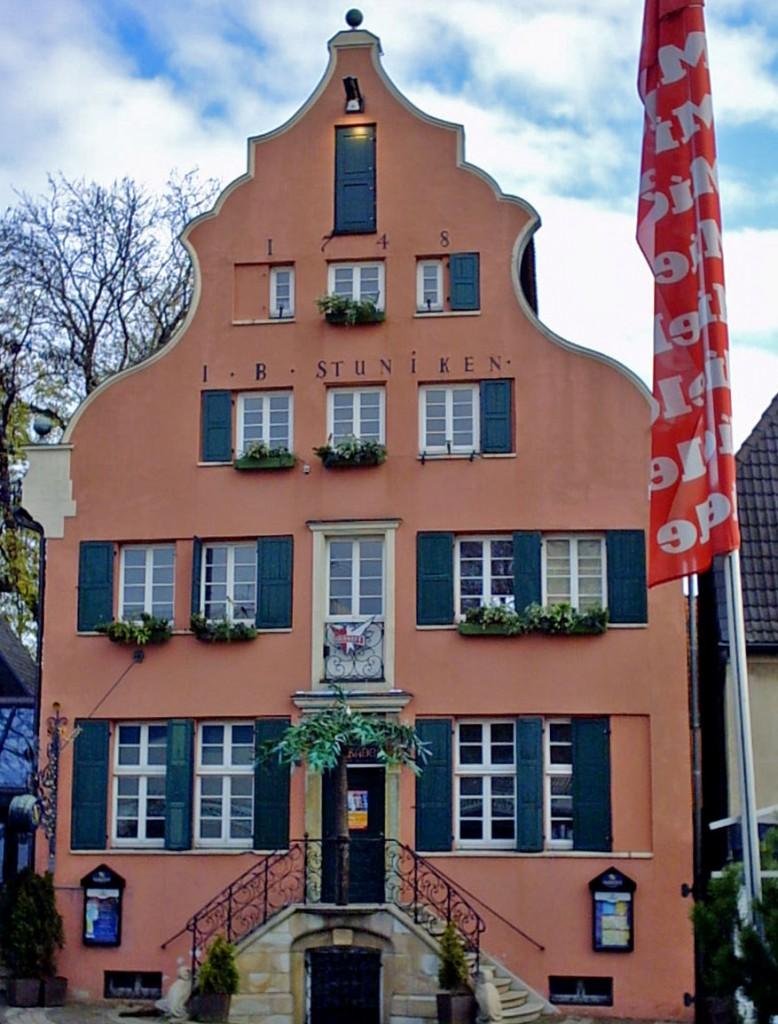 Das Stuniken-Haus in Hamm