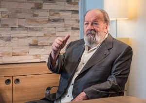 Bud Spencer 2015 in Berlin.