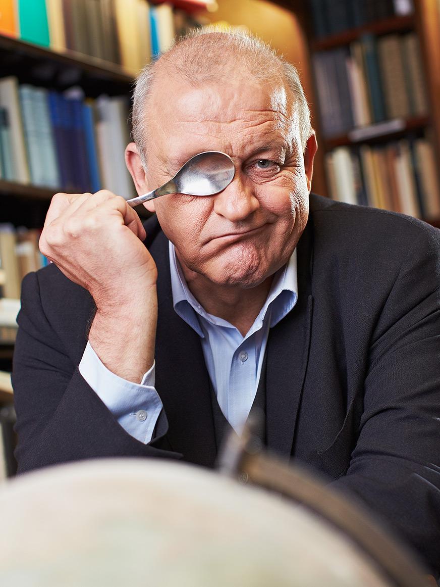 Wilsberg-Darsteller Leonard Lansink (Foto: Andreas Löchte)