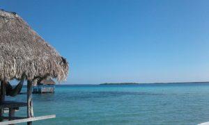 Bacalar in Mexiko