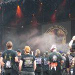 Konzert von Max & Iggor Cavalera – Return To ROOTS auf dem Wacken 2017
