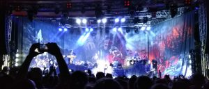 Auftritt von Powerwolf am 11.05.2018 - Heilige Heavy Metal Messe