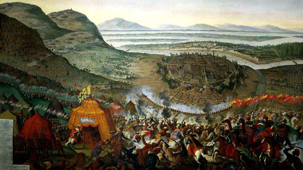 Die zweite Wiener Türkenbelagerung 1683
