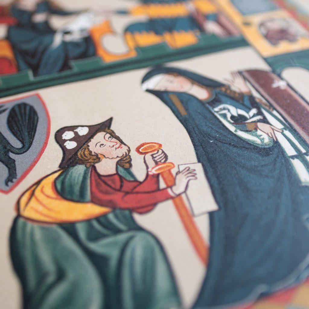 Mittelalterliche Malerei