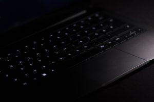 Laptop Razer Blade Tastatur