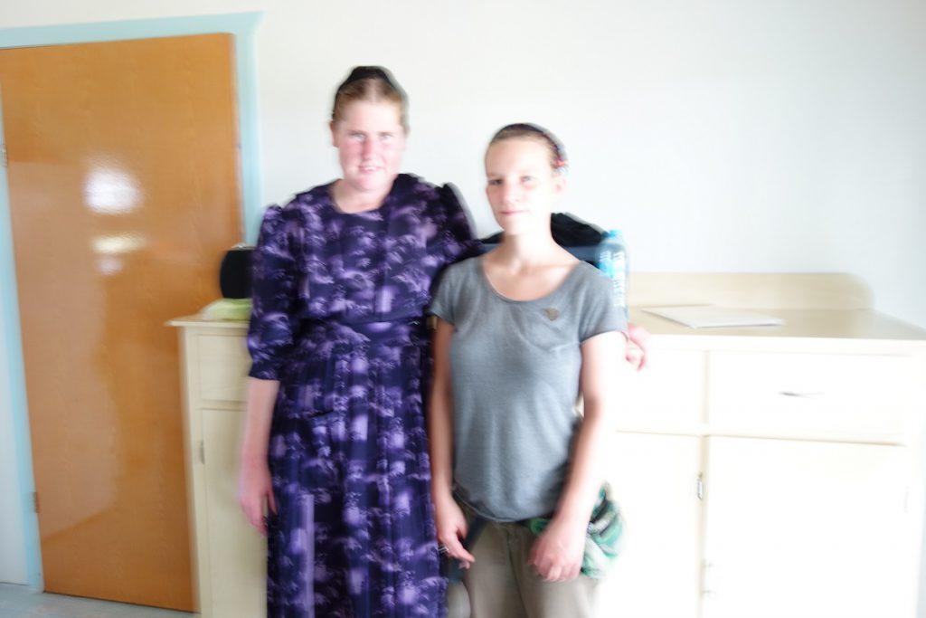 Ewa - eine Mennonitin in Mexiko