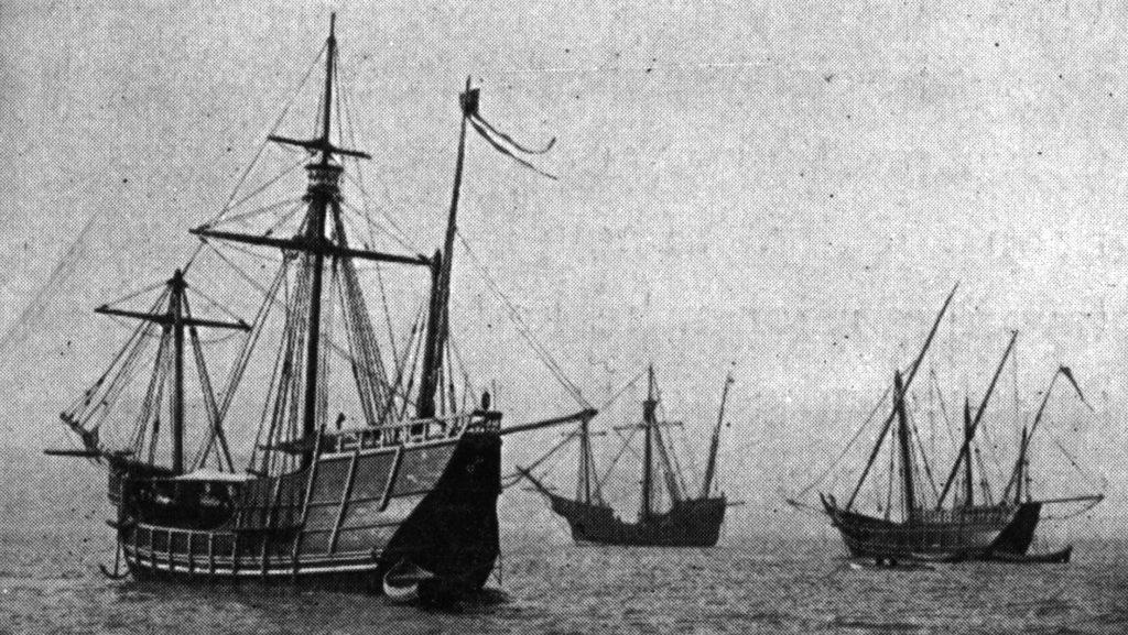 Schiffe des Kolumbus (Replica)