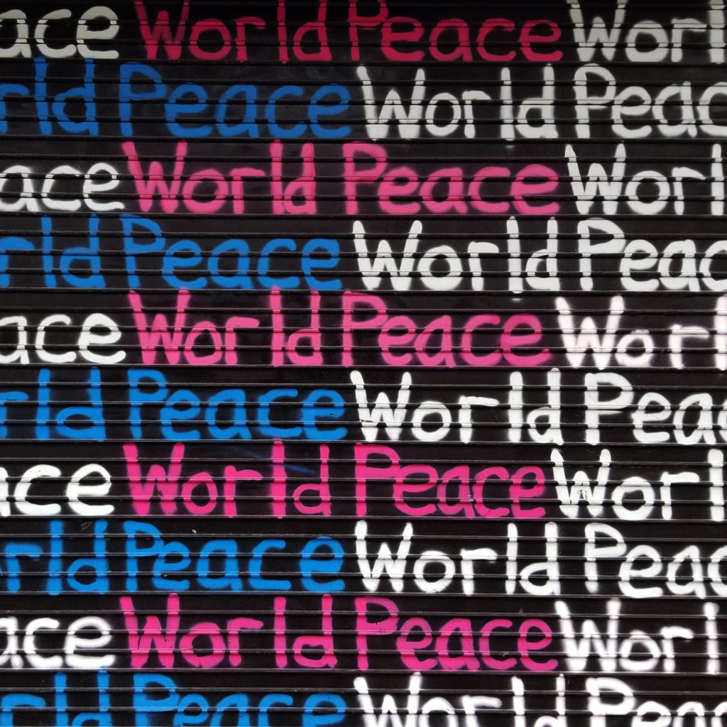 Graffiti World Peace
