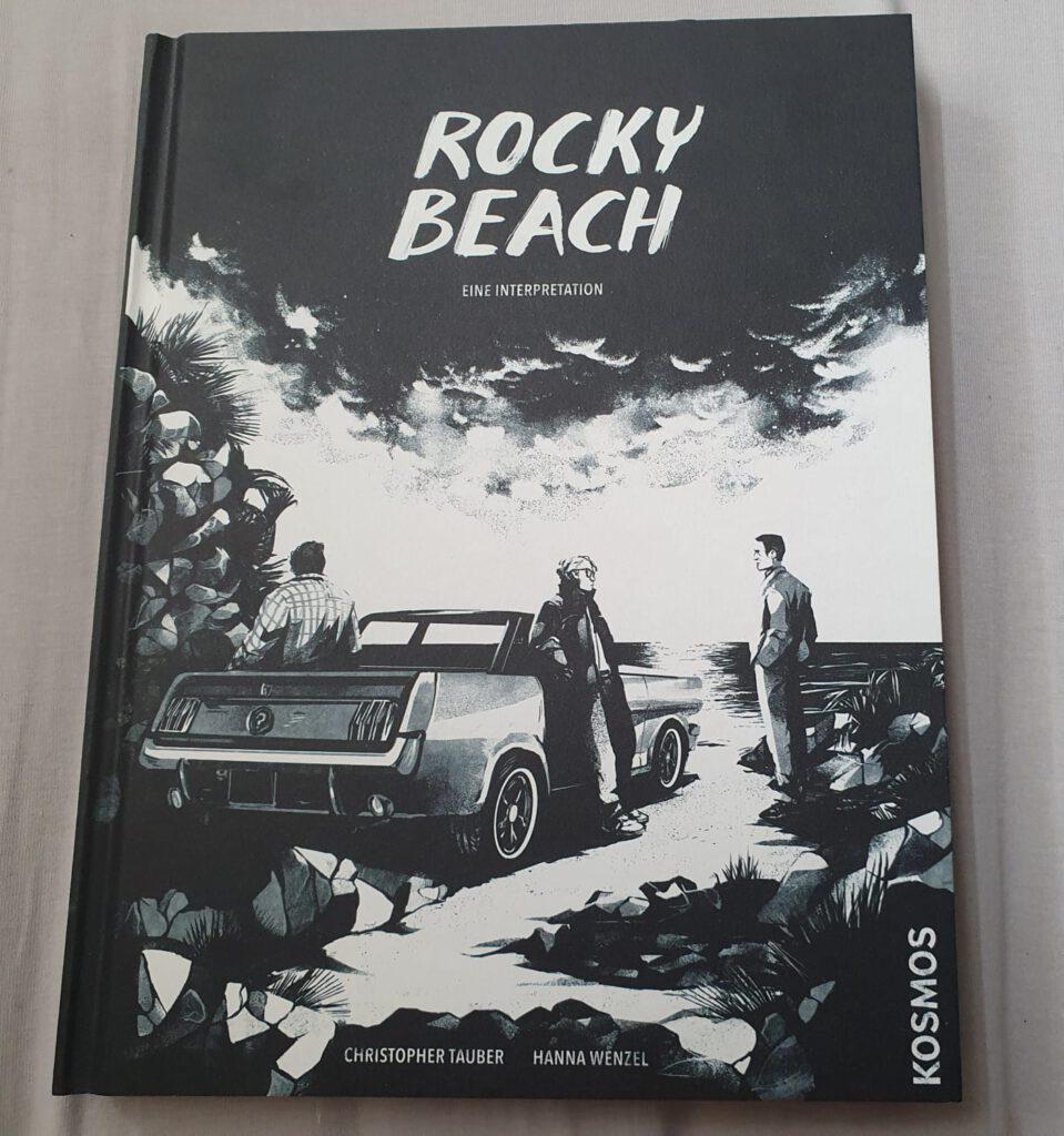 """""""Rocky Beach"""" - Vorderseite"""
